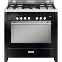 Piano de cuisson GLEM GM96CVBK