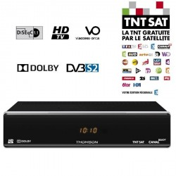 Décodeur TNT/Satellite THOMSON THS804