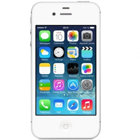 iPhone 4S Blanc 8Go Occasion