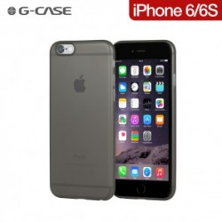 Housse ultra fine G-CASE Black pour iPhone 6/6S IPH6SC043-TRBLK