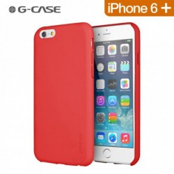 Coque G-CASE Orila Rouge pour iPhone 6+ GCASEIPH6+D024-RED