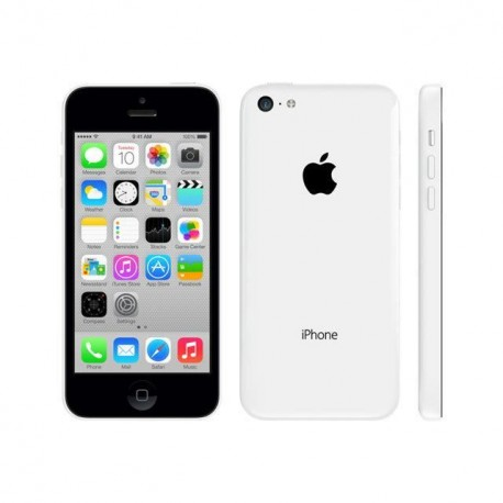 iPhone 5C 32Go Blanc - Occasion