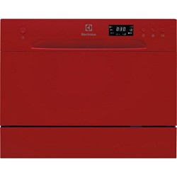 Lave Vaisselle compact ELECTROLUX ESF2400OH 6 couverts Rouge