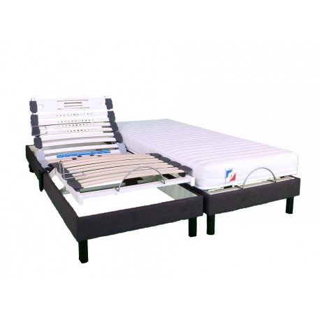 Sommier VENISE Relaxation 2x80x200