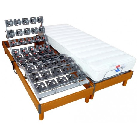 Sommier LONDRES Relaxation 2x80x200